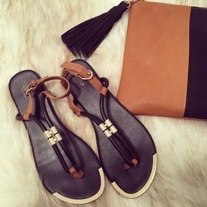 Mossimo Two-Toned Sandals